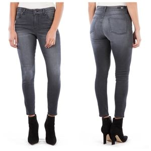 Kut from the Kloth High Rise Donna Ankle Skinny